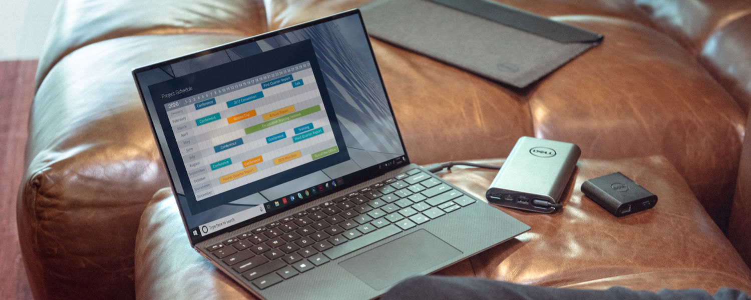 Fast gantt chart with excel
